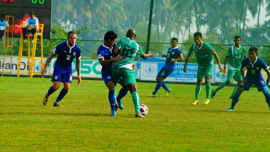Salgaocar FC vs Bengaluru FC - Durand Cup 2014
