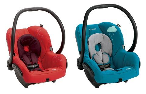 Maxi-Cosi Mico car seat