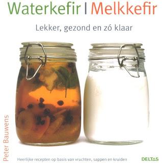 Kefir en Candida Waterkefir Melkkefir Peter Bauwens