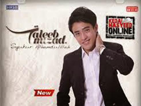 Taleeb Mizad bakat dari Youtube