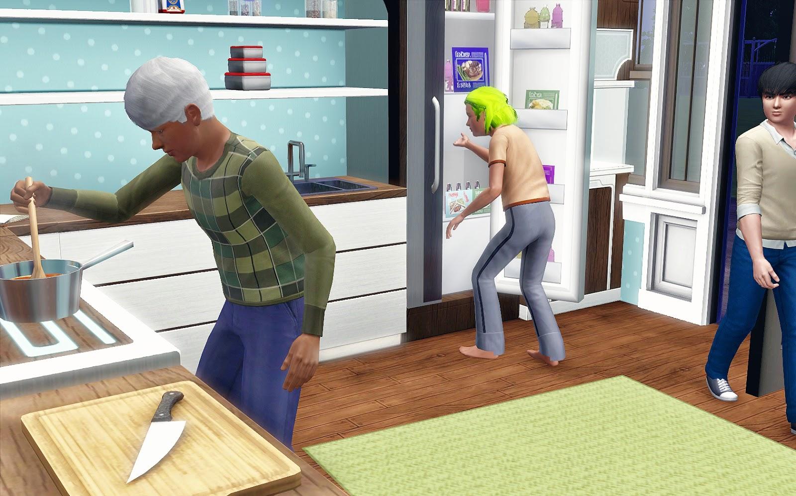 Allt Om Sims: PGC Hawkes, Generation 1 - Del 22