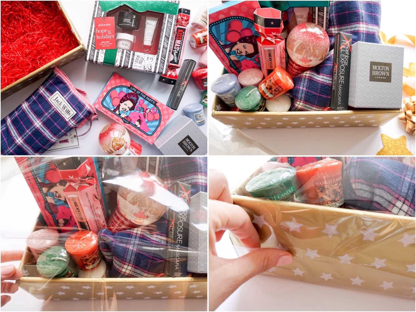 Customised Beauty Hamper with Boots