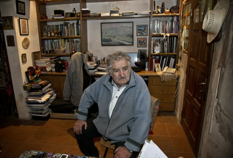 Jose Mujica, Uruguay, Latin-Amerika, Dél-America