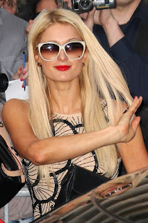 Paris Hilton Cannes Candids