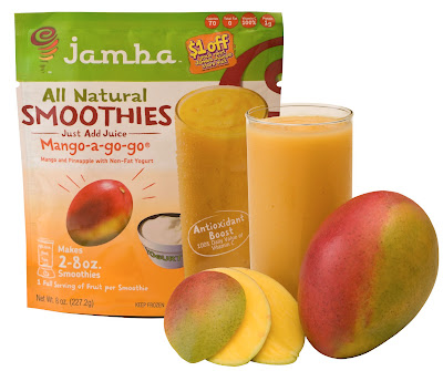 Jamba Juice's At-Home All Natural Smoothie Kits - Hot Summer Cure