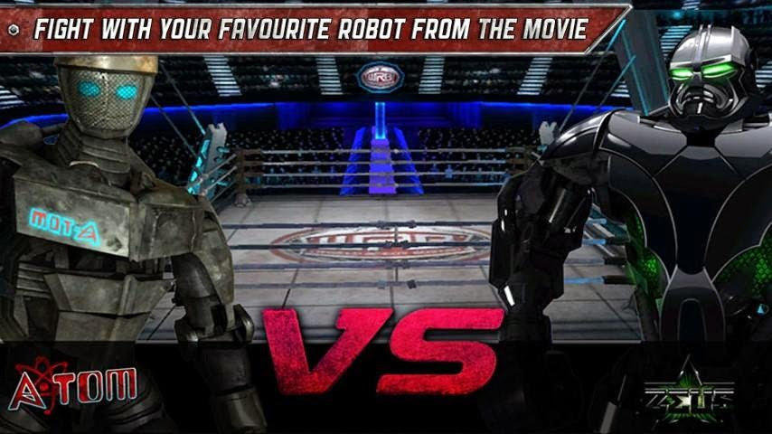 Image Result For Real Steel Java Game