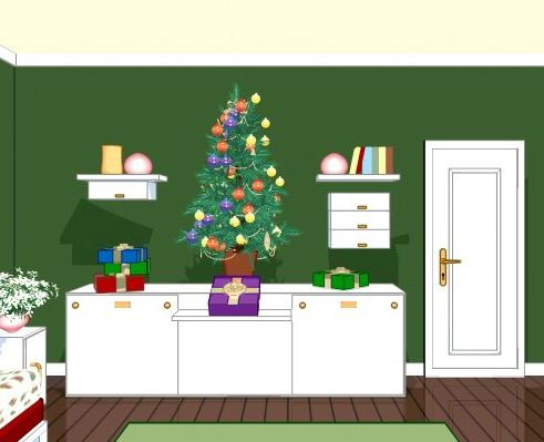 Amajeto Jigsaw Santa Escape Walkthrough