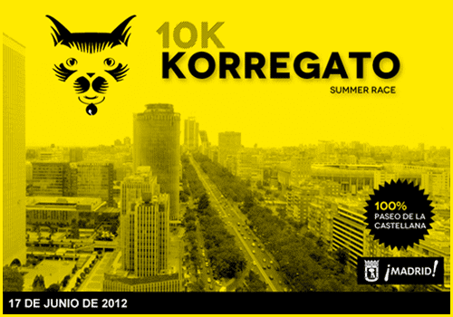 Korregato Summer Race - Carrera popular Madrid
