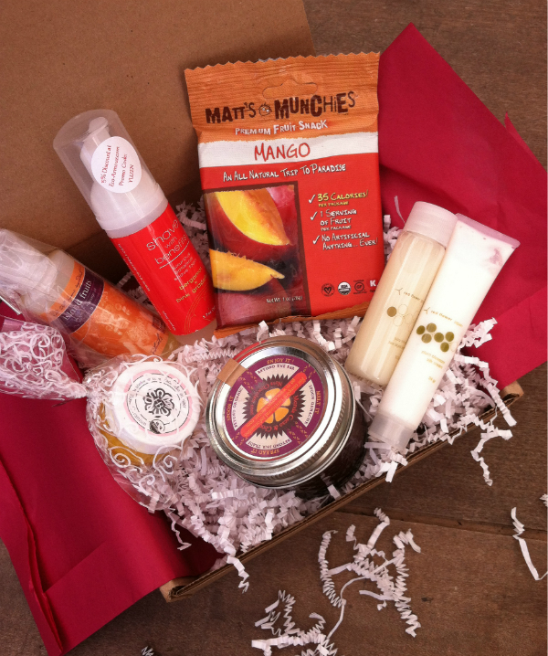 Yuzen Box Review - October 2012 - Monthly Eco Friendly and Organic Subscription Boxes