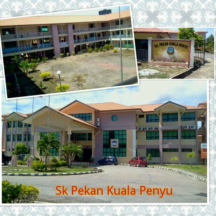 Anjung LINUS SK Pekan Kuala Penyu, Kuala Penyu Sabah