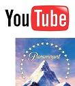500 películas de Paramount para alquilar en Youtube