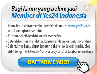 yes24, kuis online, yes24 indonesia