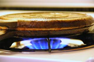 cast iron waffle iron, whole wheat waffles, healthy breakfast ideas, cast iron, waffle iron