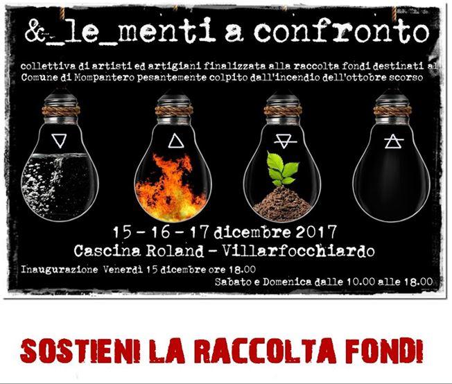 """FOTO GALLERY CREAZIONI  """"&_LE_MENTI a CONFRONTO"""""""