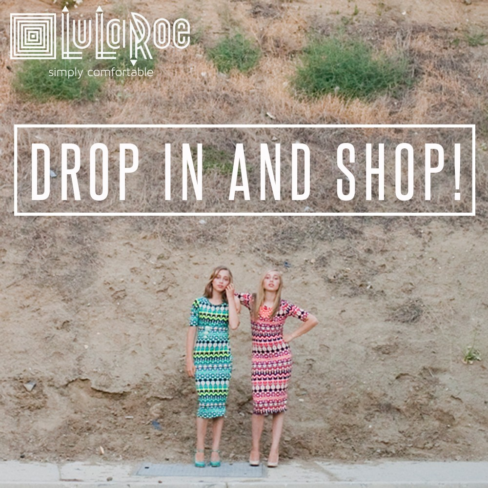 My LuLaRoe Online Boutique!