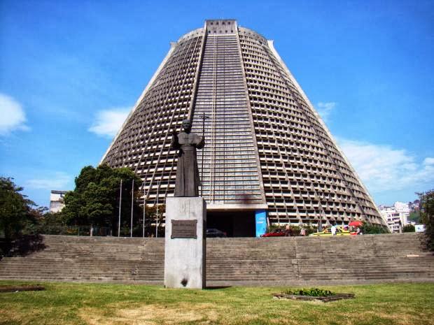 Turismo Rio Catedral Metropolitana do Rio de Janeiro
