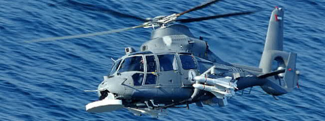 heli AS-565 Panther
