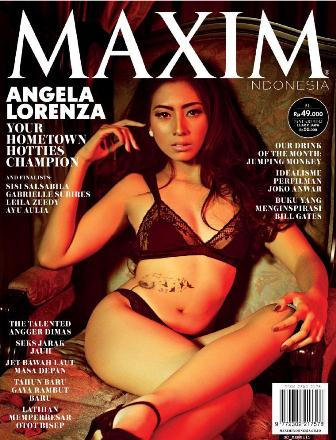 E-Magz MAXIM Indonesia