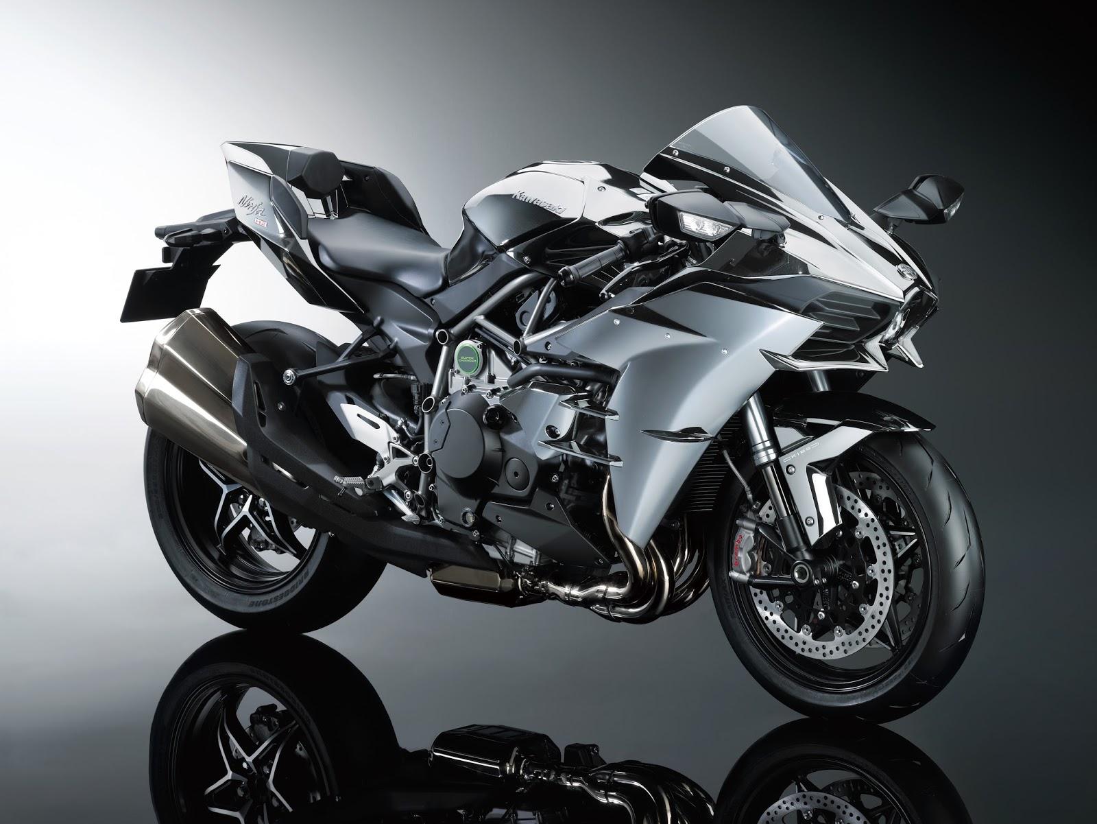 Superbe Kawasaki Ninja H2 U0026 H2R 2016
