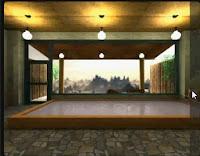 Escape Into The Open Air Hot Spring walkthrough: a game by tesshi-e.