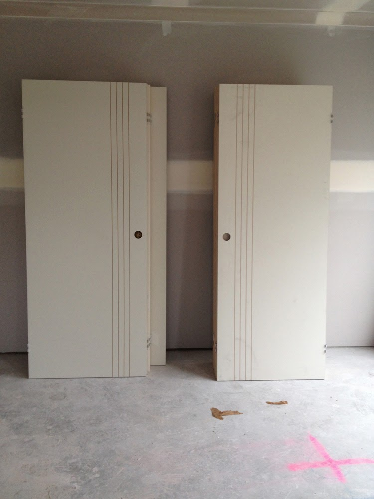 Hume Doors // Accent Range // HAG9 & Our Casuarina: Tell All the People // we have The Doors