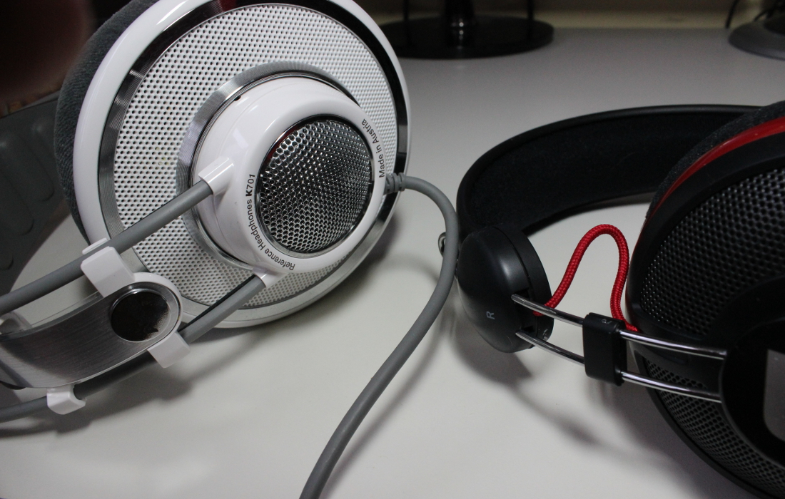 Teufel Aureol Real vs. AKG K701