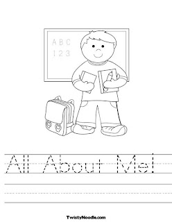 has a variety of great coloring pages for the first day of school ...