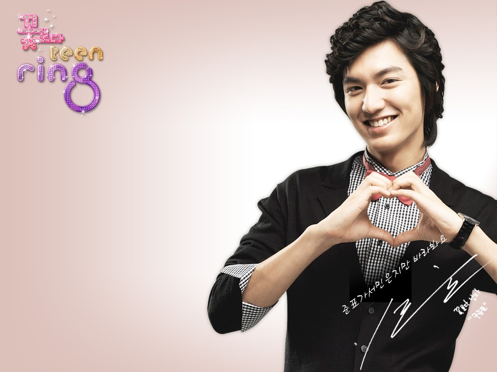 it s all about me second hehhe about boys over flower