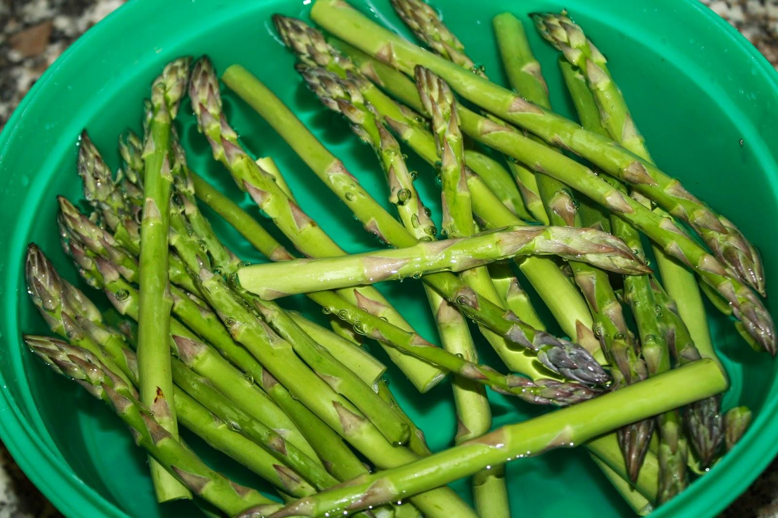 pasta asparagi ricetta