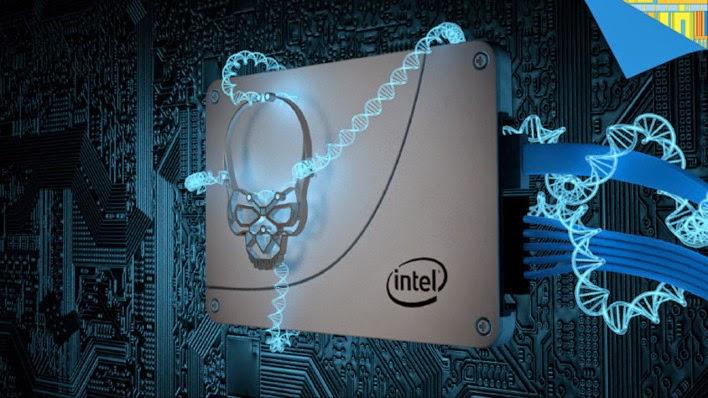 Intel Seri 730 SSD