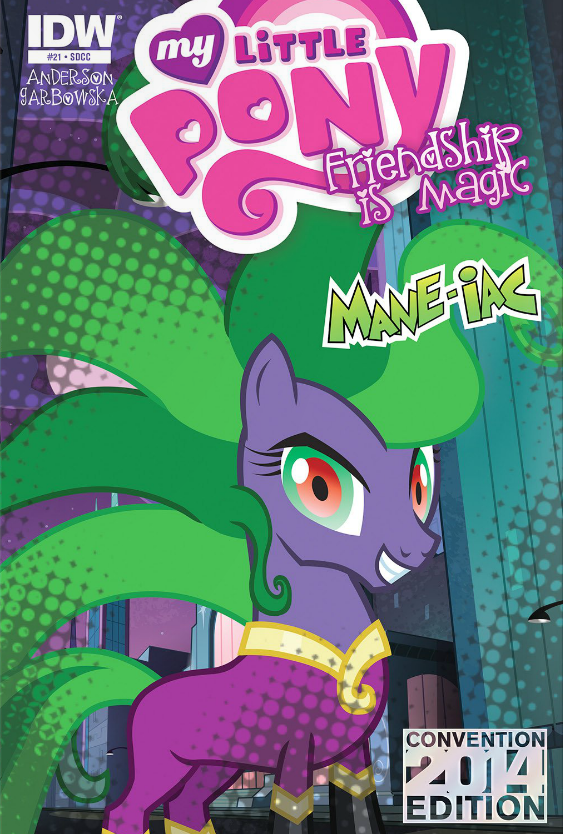 equestria daily my little pony comic 21 trixie arc   variants
