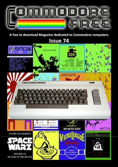 Commodore Free Magazine Issue 74 - 2013