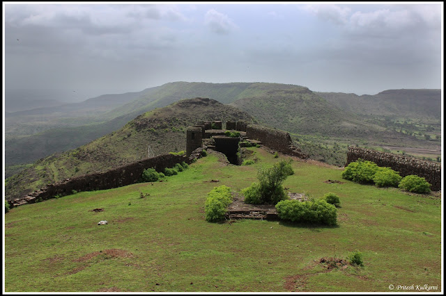 Malhargad Fort area