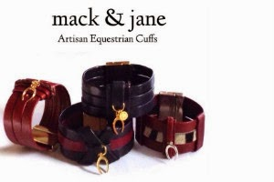 Mack & Jane Artisan Equestrian Cuffs