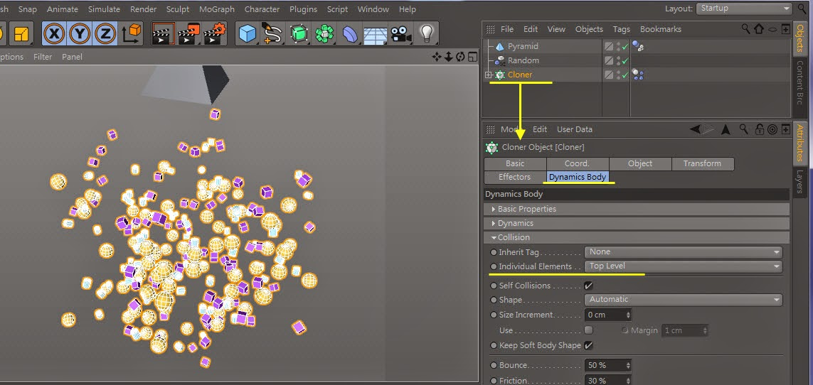 The_Cluster_Effect in C4D 16