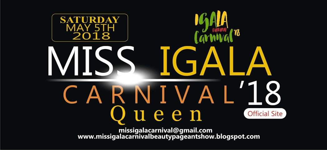 Miss Igala Carnival Beauty Pageant Show The 2018 Miss Igala Youth