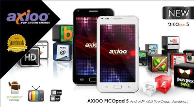 Kelebihan dan Kekurangan Axioo Picopad 5