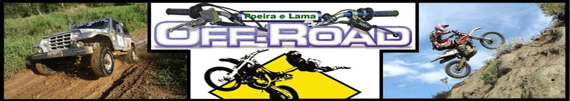 Poeira e Lama Off-Road