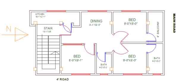 Civil engineering another 36 39 3 x17 39 3 home plan for Home engineering plan