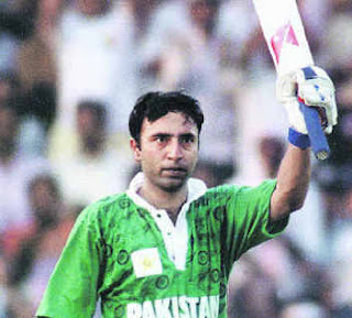 Saeed Anwer Left Arm Batsman