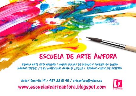 Próximo curso de Dibujo y Pintura