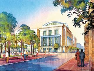 Jacksonville Public Library, Main Library (Nov 2005)