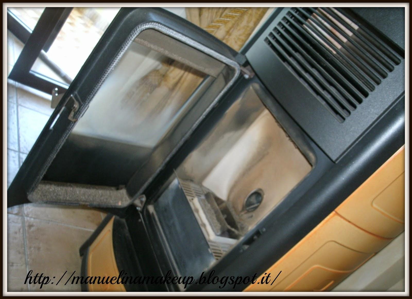 Il blog di manu come pulire il forno in un batter baleno con lavaforno e barbecue mister - Pulire stufa a pellet ...