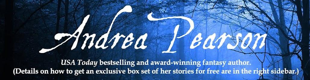 Andrea Pearson Books