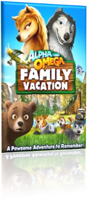 Alpha And Omega Family Vacation Cover
