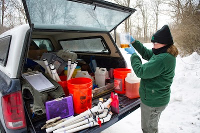 Volunteers lend essential support to Michigan State Parks' effort to eliminate invasive plant species