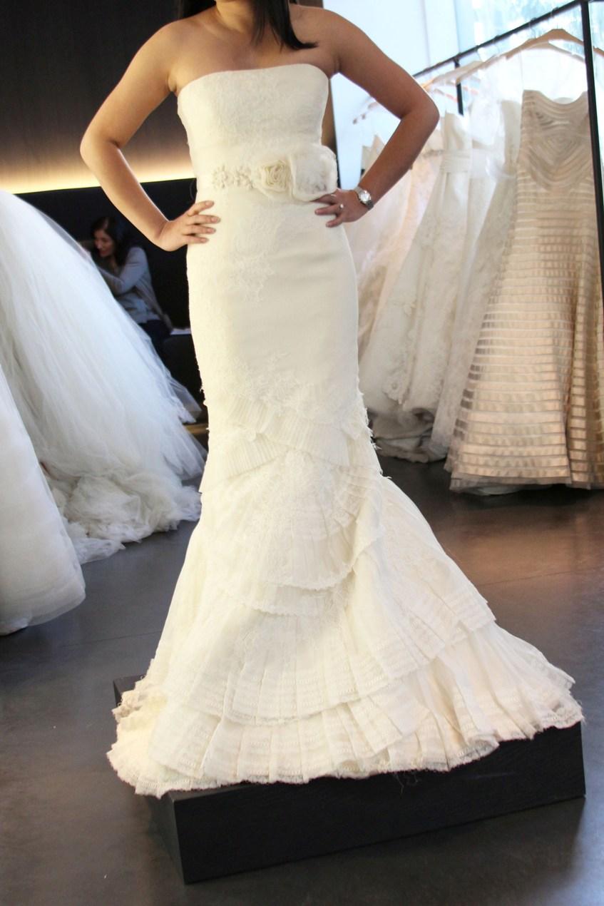 Vera Wang Wedding Gown Cost 49 Nice