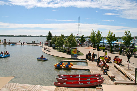 Toronto Fun Places Cottage Life At Harbourfront Centre