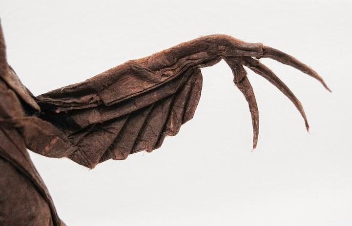 origami-models-of-prehistoric-creatures-4
