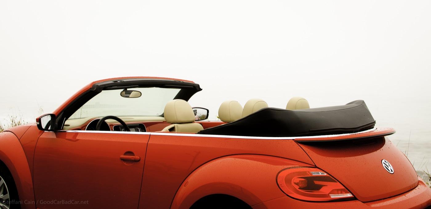 2013 Volkswagen Beetle Convertible Review It S Not